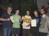Premiazione della band digiovani