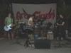 La Band suona dal vivo